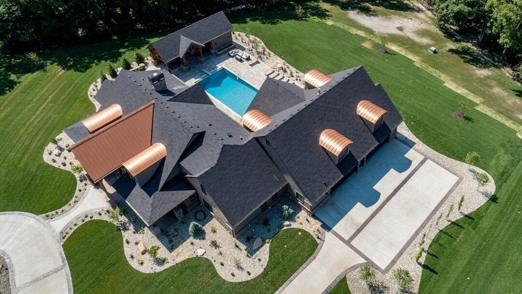 Drone Footage for Real Estate